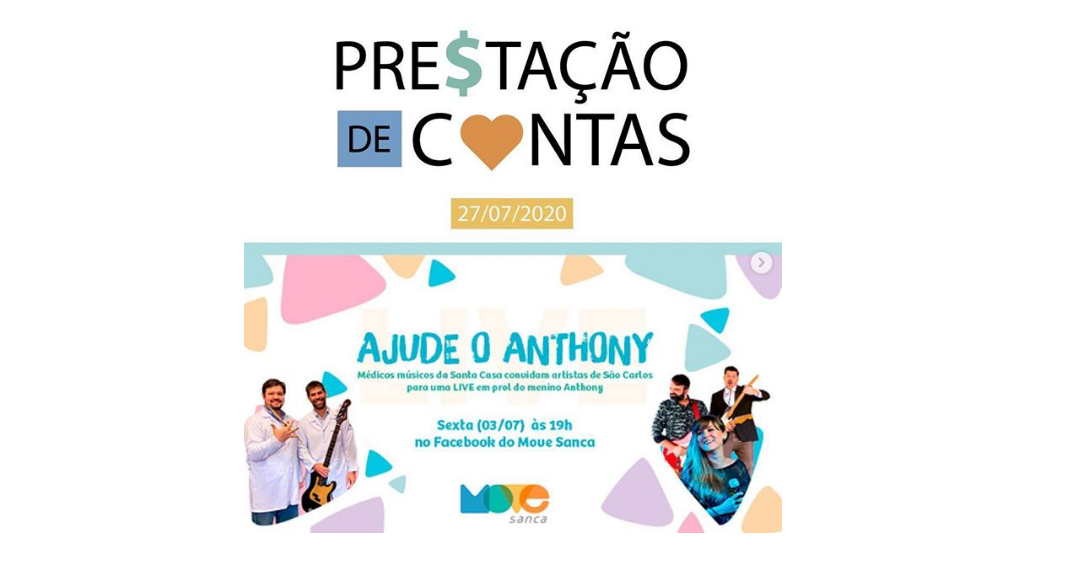 CAMPANHA DO ANTHONY